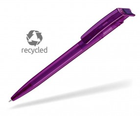UMA RECYCLED PET PEN 02260 T Kugelschreiber violett