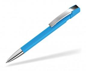 UMA Kugelschreiber SKY MSI GUM 00125 Pantone 2925 hellblau