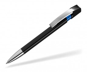 UMA Kugelschreiber SKY M SI 00125 schwarz blau
