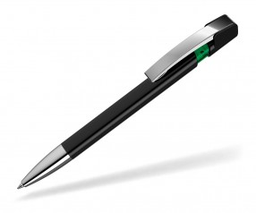 UMA Kugelschreiber SKY M SI 00125 schwarz dunkelgrün