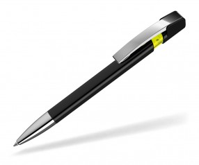 UMA Kugelschreiber SKY M SI 00125 schwarz gelb