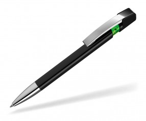 UMA Kugelschreiber SKY M SI 00125 schwarz hellgrün