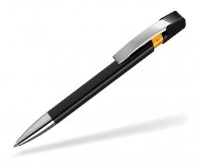 UMA Kugelschreiber SKY M SI 00125 schwarz orange