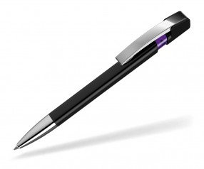 UMA Kugelschreiber SKY M SI 00125 schwarz violett