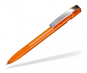 UMA Kugelschreiber SKY GRIP 00126 M orange transparent