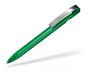 UMA Kugelschreiber SKY T M 00125 dunkelgrün transparent