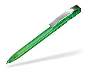 UMA Kugelschreiber SKY T M 00125 hellgrün transparent