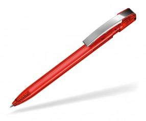 UMA Kugelschreiber SKY T M 00125 rot transparent