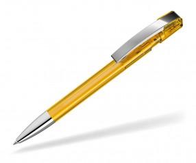 UMA Kugelschreiber SKY T M SI 00125 ocker transparent