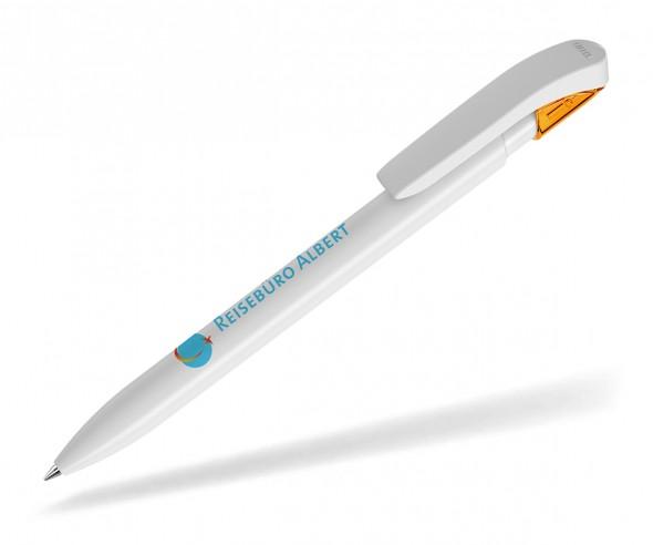 UMA Kugelschreiber SKY K 00125 weiss orange
