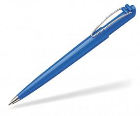 UMA TORSION Kugelschreiber 1-0690 blau
