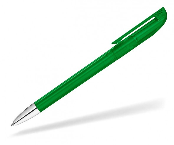 UMA Werbekugelschreiber UP SI 0-0096 T-SI grün