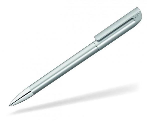 UMA Werbekugelschreiber UP SI 0-0096 LUX SI silber