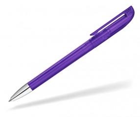 UMA Werbekugelschreiber UP SI 0-0096 T-SI violett