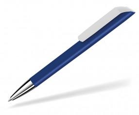 UMA VANE Kugelschreiber 0-0185 KG SI GUM dunkelblau