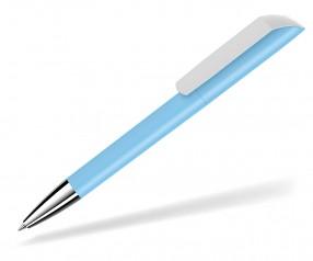 UMA VANE Kugelschreiber 0-0185 KG SI GUM hellblau
