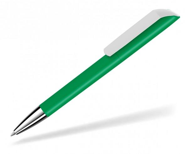 UMA VANE Kugelschreiber 0-0185 KG SI GUM mittelgrün