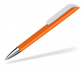 UMA VANE Kugelschreiber 0-0185 KG SI GUM orange