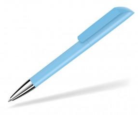 UMA VANE Kugelschreiber 0-0185 SI GUM hellblau