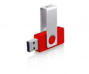 USB-Stick Klio Twista-M ECR4HH rot 4 GB 8 GB