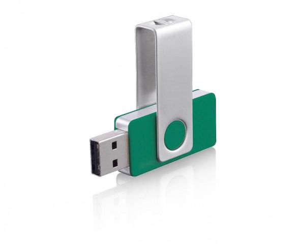 USB-Stick Klio Twista-M ECR4Z grün 4GB 8GB