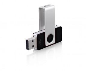 USB-Stick Klio Twista-M ECR4A schwarz 4GB 8GB