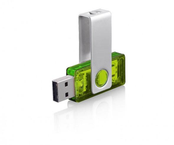 USB-Stick Klio Twista-M ECR4 2PTR hellgrün