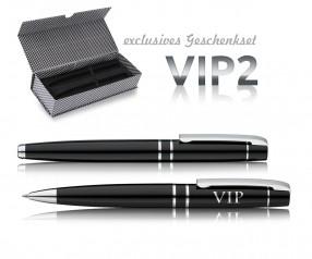 UMA VIP2 Schreibset Werbegeschenk 2-teilig