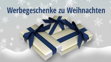 Werbegeschenke zu Weihnachten: Kugelschreiber und Schreibsets mit Ihrem Logo