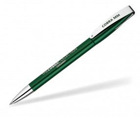 Klio Kugelschreiber COBRA MM I dunkelgrün