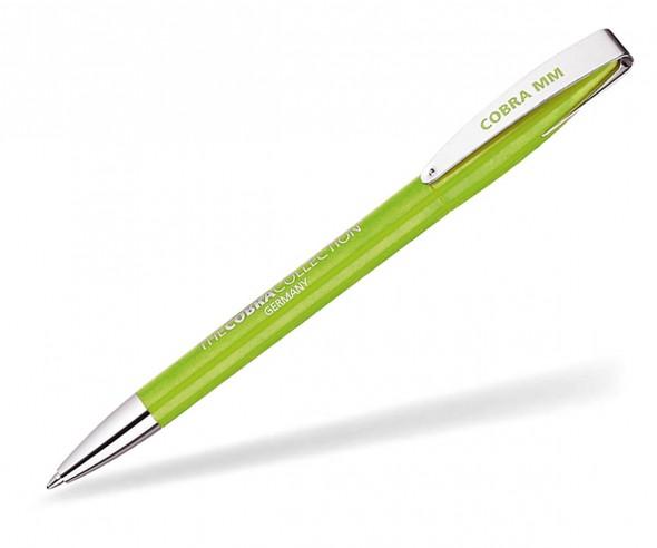 Klio Kugelschreiber COBRA MM TZ hellgrün