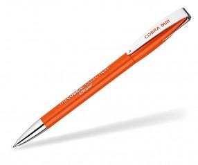 Klio Kugelschreiber COBRA MM W dunkelorange