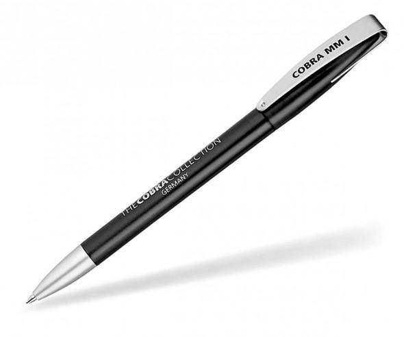 Klio Kugelschreiber COBRA MM ICE ATI schwarz
