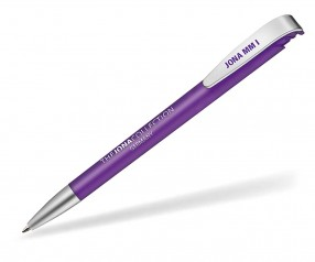 Klio Kugelschreiber JONA MM ICE VTI1 violett
