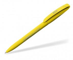Klio Kugelschreiber BOA high gloss R gelb