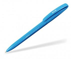 Klio Kugelschreiber BOA high gloss TQ cyan