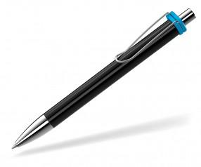 UMA Kugelschreiber VOGUE 00135 SI schwarz blau