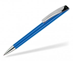 DreamPen EVO Classic Metallclip EM20 Werbekugelschreiber blau