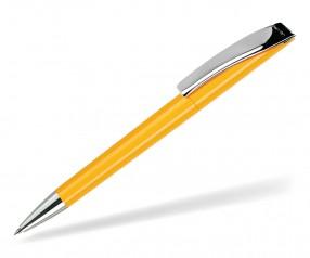 DreamPen EVO Classic Metallclip EM80 Werbekugelschreiber gelb