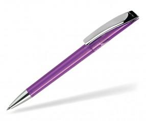 DreamPen EVO Transparent Metallclip EMT1035 Werbekugelschreiber violett