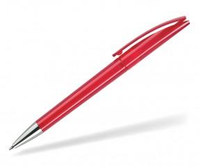 DreamPen EVO Transparent ET1030 Werbekugelschreiber rot