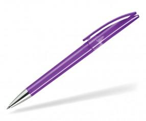 DreamPen EVO Transparent ET1035 Werbekugelschreiber violett