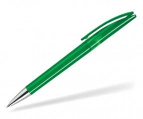 DreamPen EVO Transparent ET1040 Werbekugelschreiber grün