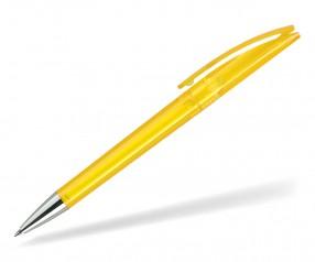 DreamPen EVO Transparent ET1080 Werbekugelschreiber gelb