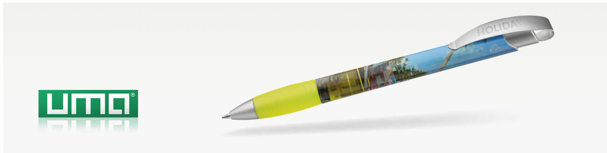 UMA Kugelschreiber ENERGY