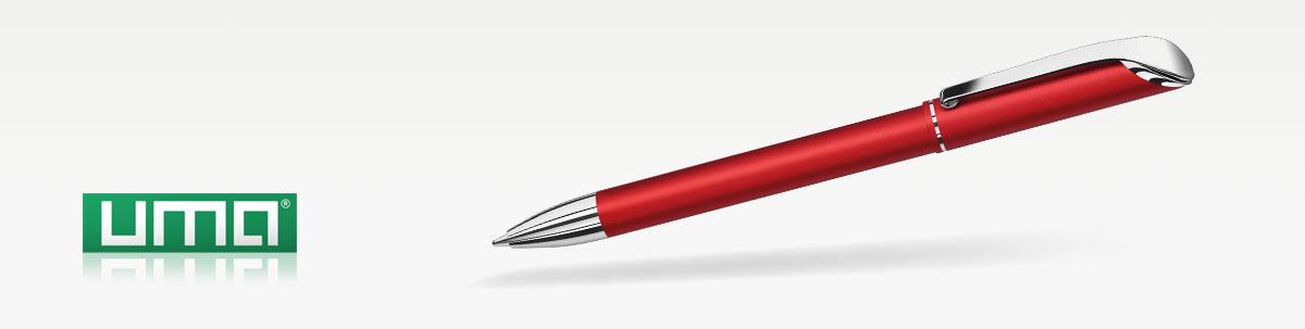 UMA AURA Kugelschreiber Druck