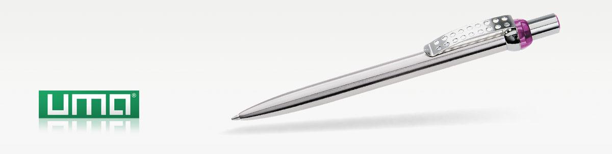 UMA Metall Kugelschreiber RONDO