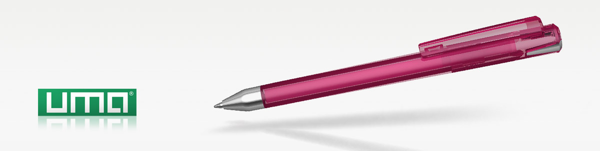 UMA Kugelschreiber CRYSTAL T-SI S LUX