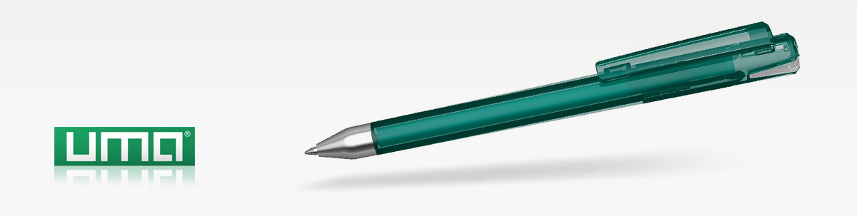 UMA Kugelschreiber CRYSTAL T-SI