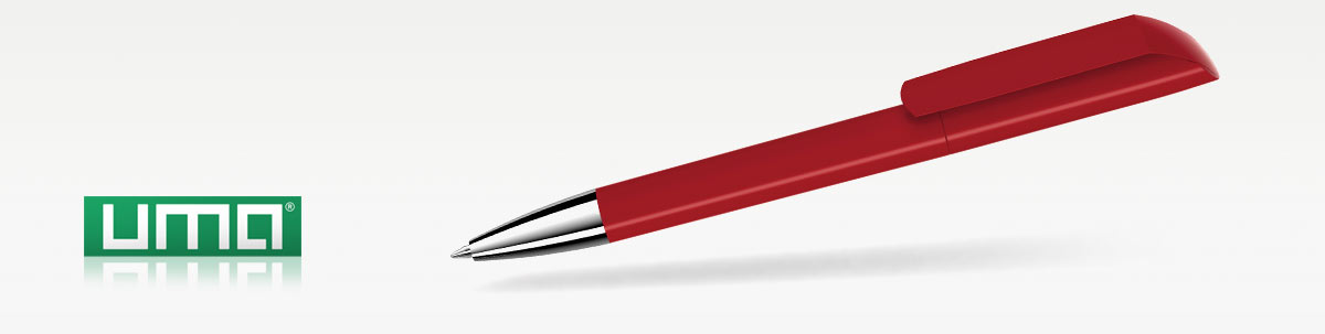 UMA VANE SI F Kugelschreiber beschriften lassen